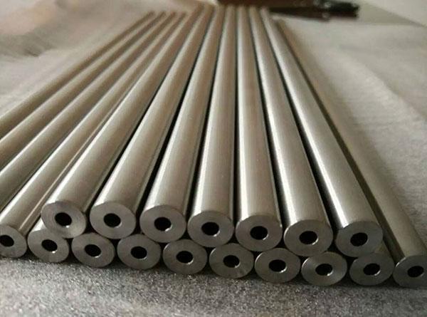Titanium Cannulated bars